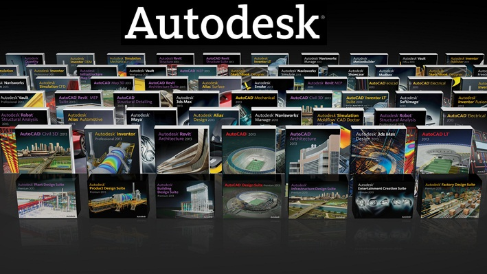 autodesk2013 products